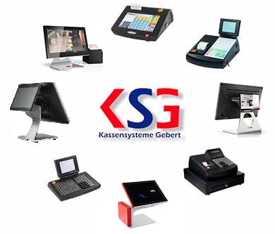 Portfolio Kassensysteme Gebert